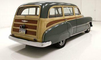1951 Chevrolet Fleetline Wagon