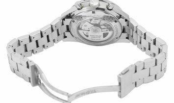 TAG Heuer Carrera CV2014.BA0786, Baton, 2012, Good, Case material Steel, Bracelet mater