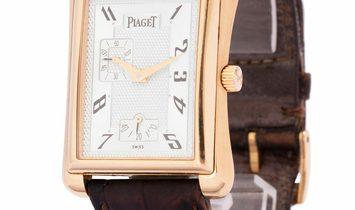 Piaget Emperador P10043, Arabic Numerals, 2003, Very Good, Case material Yellow Gold, B