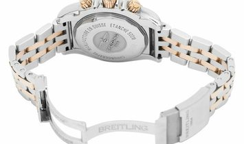 Breitling Chronomat 44 CB0110121C1C1, Baton, 2019, Good, Case material Yellow Gold, Bra
