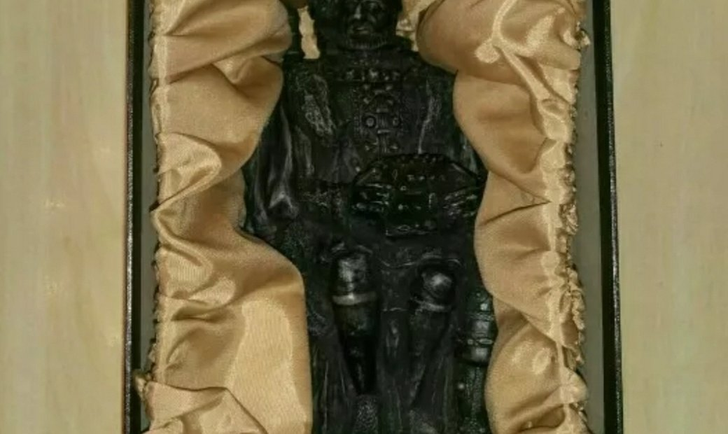 King Henry The 8th Tudor Sculpture, 1546 Extremely Rare