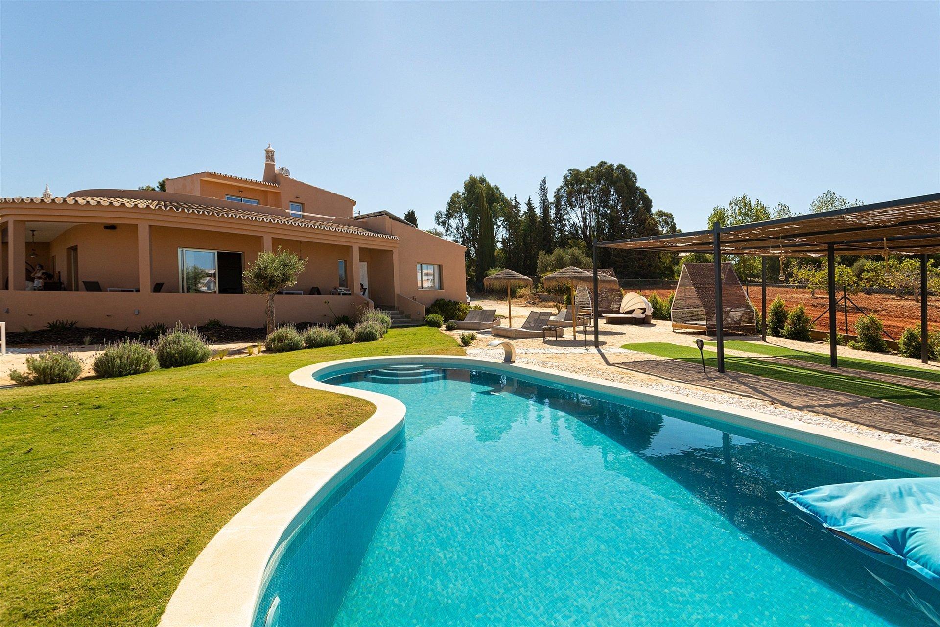 Farm Ranch in Albufeira, Algarve, Portugal 1