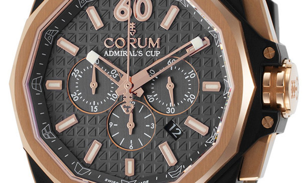 Corum Cup Ac-one 45 Chronograph Admiral's 132.201.86/0F01 AN11