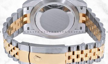 Rolex Datejust 41 126303-0002 Oystersteel and Yellow Gold Silver Dial Jubilee Bracelet