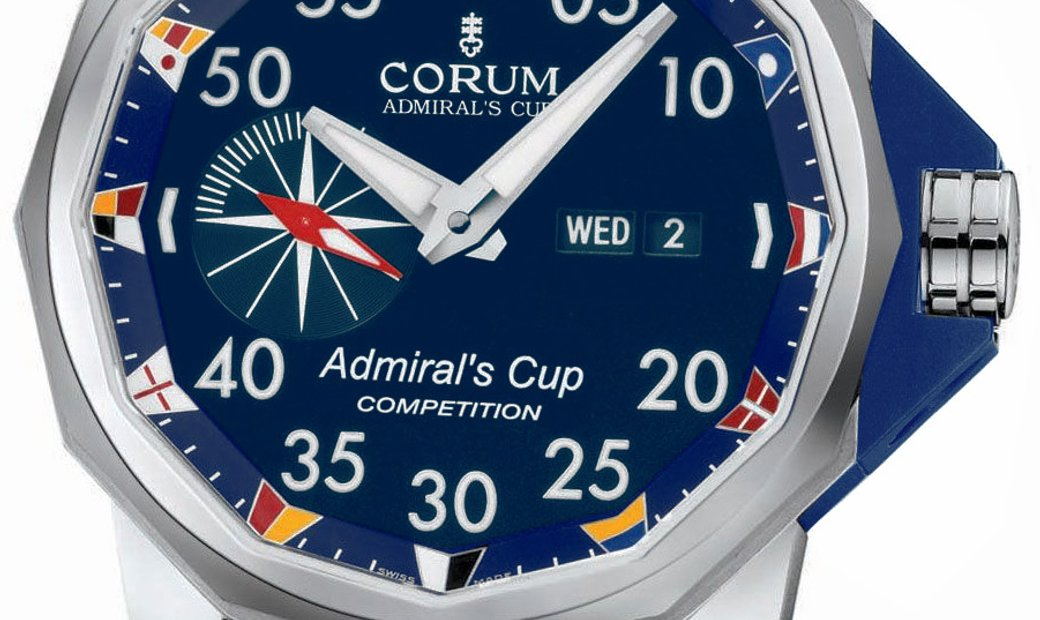 Corum admirals cup competition 947.933.04/V700 AB22