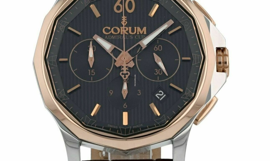 Corum Admiral's Cup Legend 	984.101.20/0f01 AN11