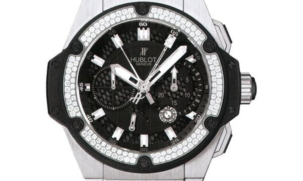 Hublot KING POWER ZIRCONIUM 709.ZX.1770.RX.1104