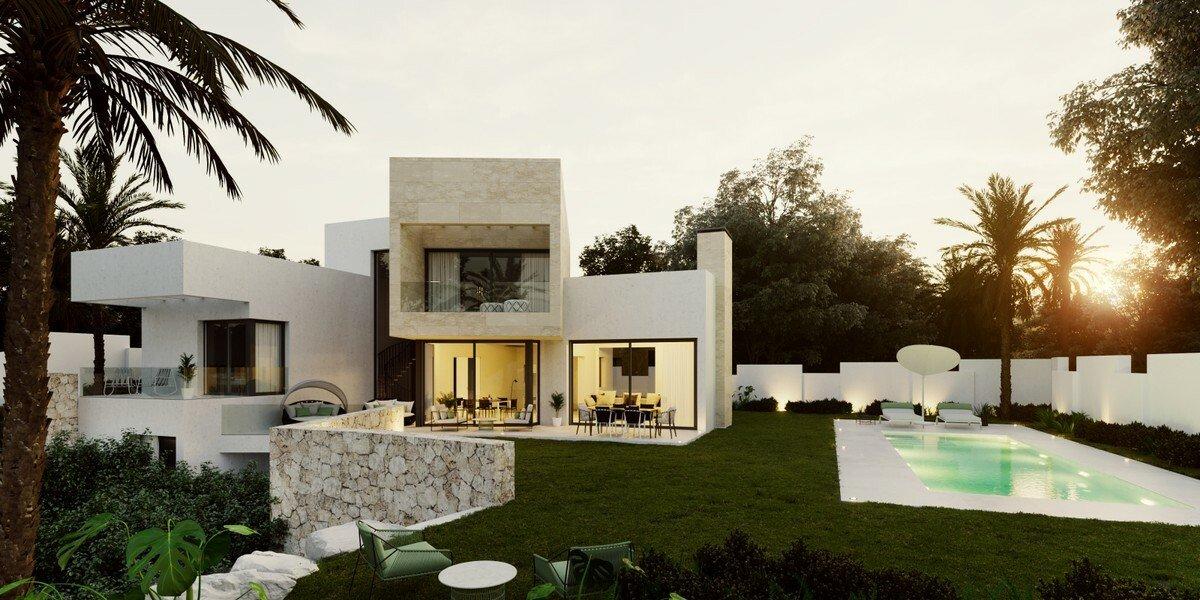 Villa in El Paraíso, Andalusia, Spain 1 - 11110868