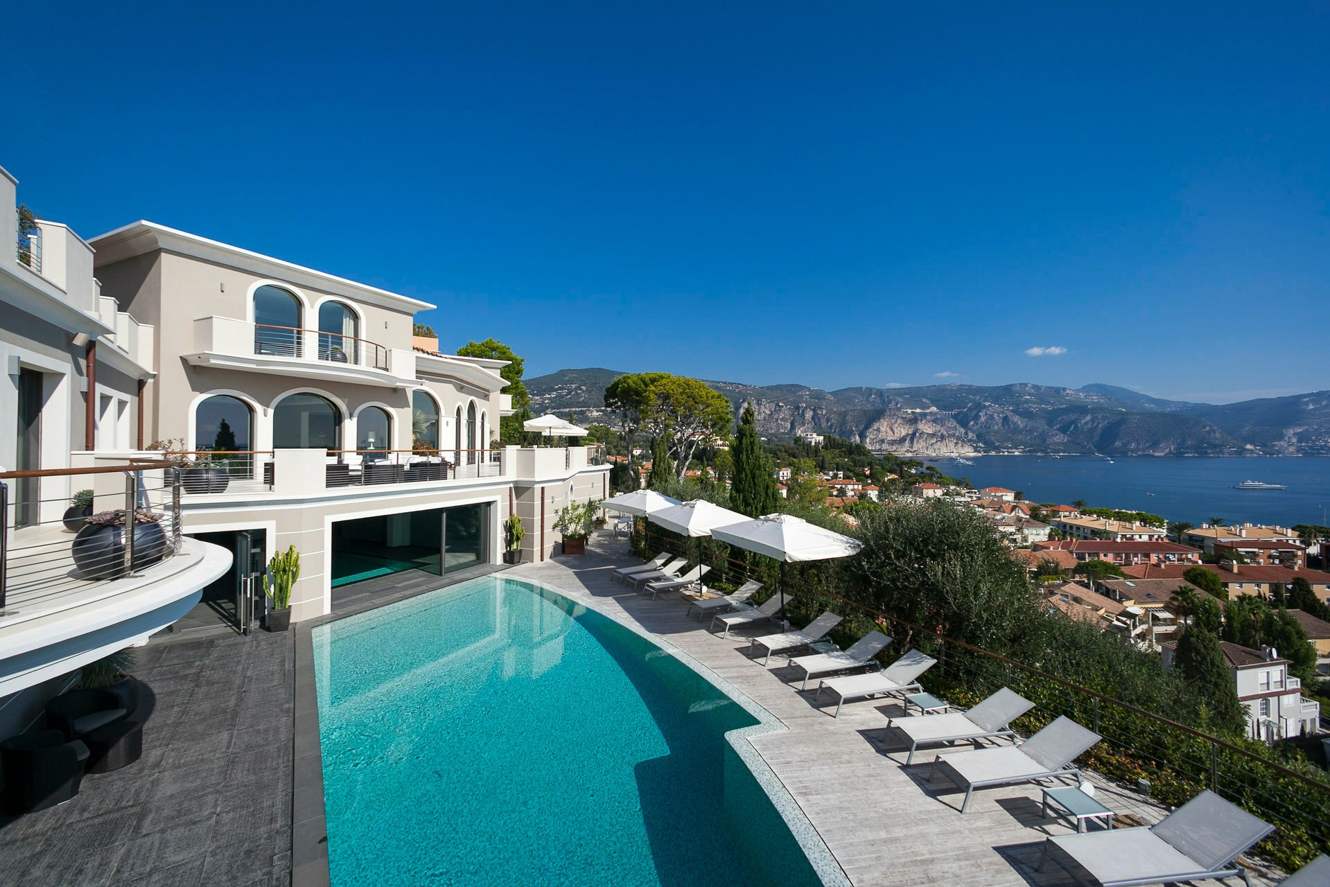House in Saint-Jean-Cap-Ferrat, Provence-Alpes-Côte d'Azur, France 1