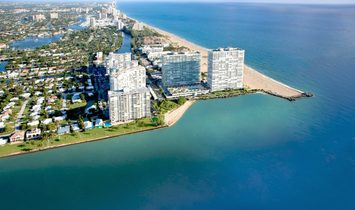 Condo in Fort Lauderdale, Florida, United States 1