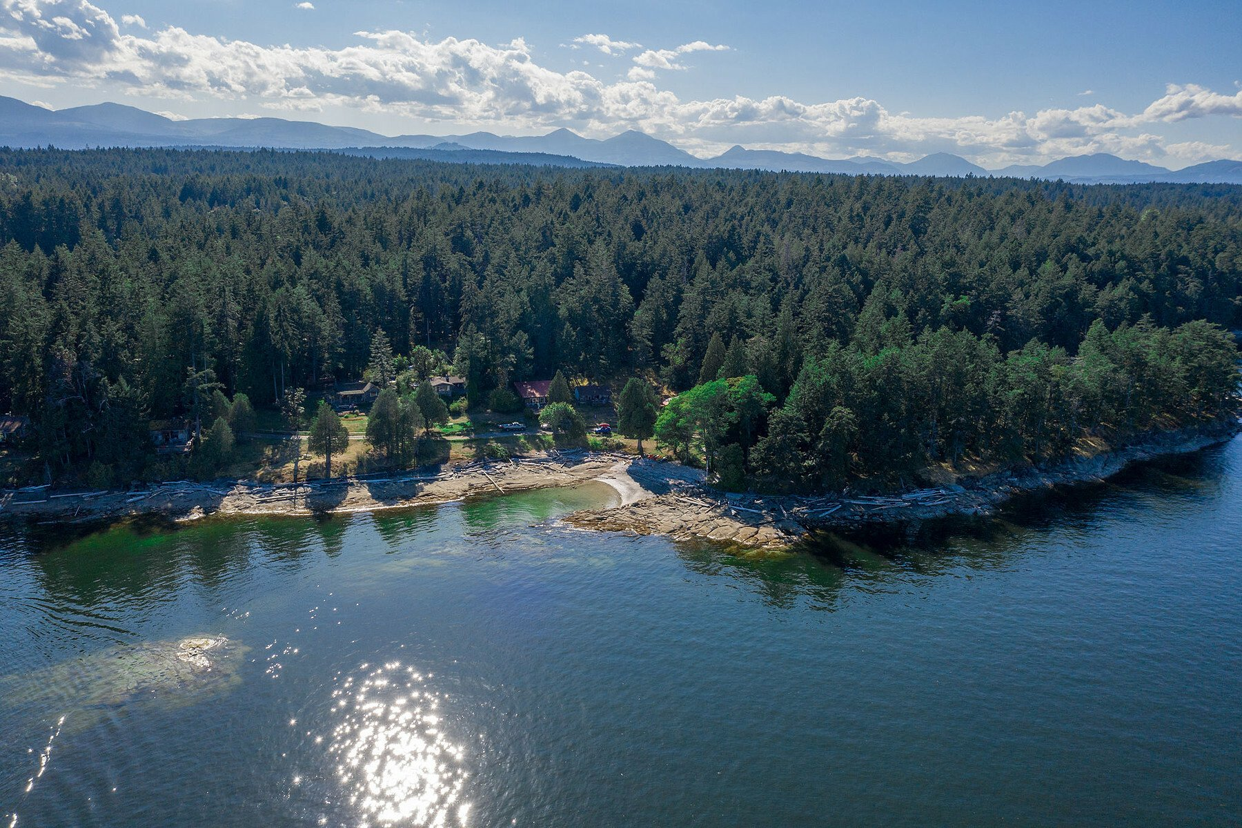 Land in Ladysmith, British Columbia, Canada 1