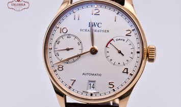 IWC Portuguese Automatic Rose Gold