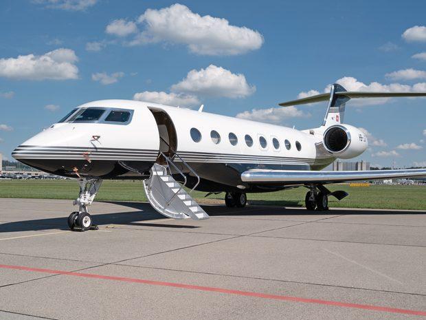 2015 Gulfstream G650 - MSN 6118 - HB-JUF (11113727)