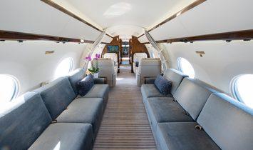 2015 Gulfstream G650 - MSN 6118 - HB-JUF