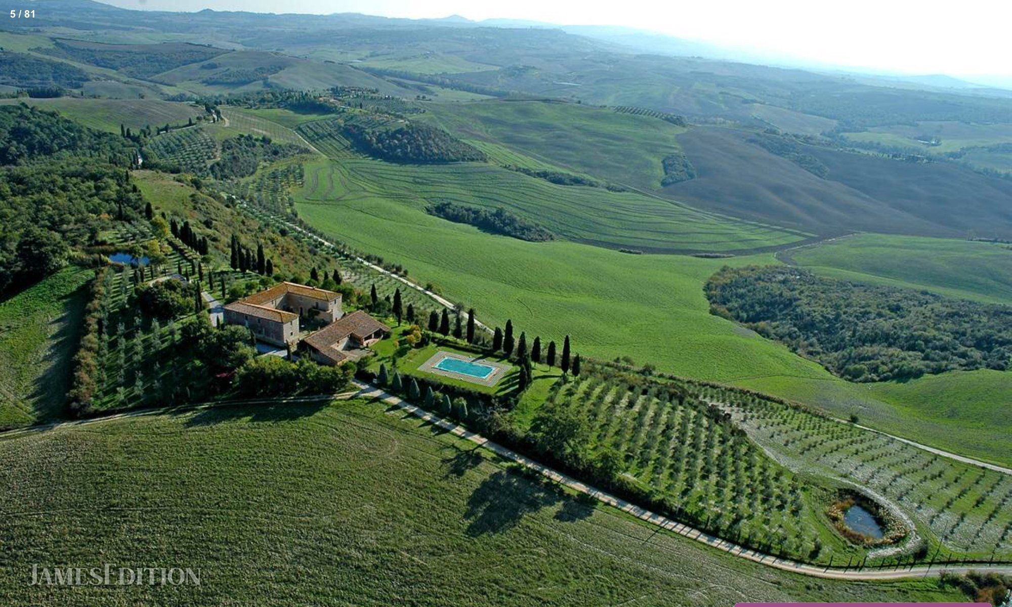 Country House in Pienza, Tuscany, Italy 1 - 11113468