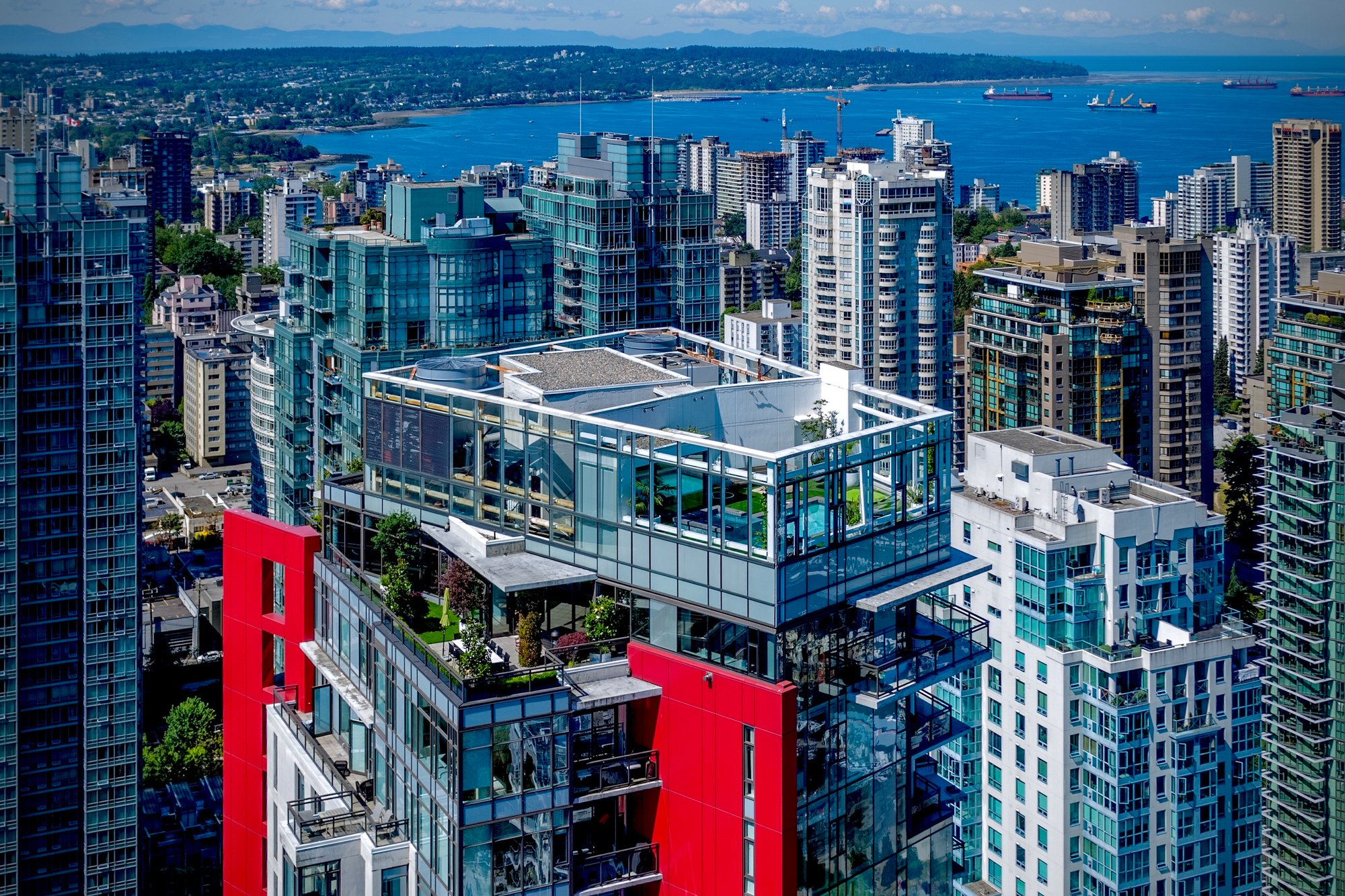 Penthouse in Vancouver, British Columbia, Canada 1 - 11113960