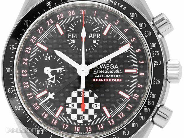 Omega Speedmaster Michael Schumacher Special Edition 3529... (11113978)