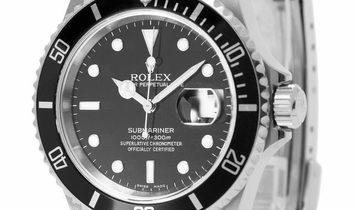 Rolex Submariner 16610, Baton, 2006, Good, Case material Steel, Bracelet material: Stee