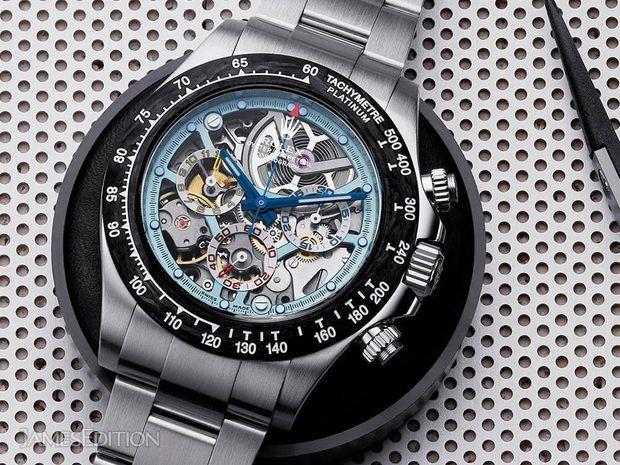 Rolex Artisans De Genève [NEW] The Montoya Platinum Chall... (11113828)