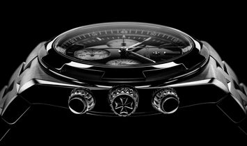 Vacheron Constantin [NEW] Overseas Chronograph 42.5mm 5500V/110A-B481 (Retail:HK$230,000)