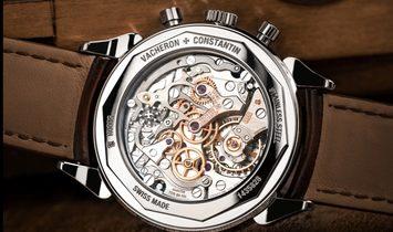Vacheron Constantin [NEW] 5000H/000A-B582 HISTORIQUES CORNES DE VACHE 1955 (Retail:HK$323,000)
