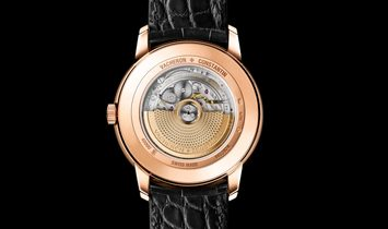 Vacheron Constantin [NEW] Patrimony Retrograde Day-Date 4000U/000R-B111 (Retail:HK$334,000)