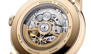 Vacheron Constantin [NEW] Patrimony Retrograde Day-Date 4000U/000R-B516 (Retail:HK$334,000)