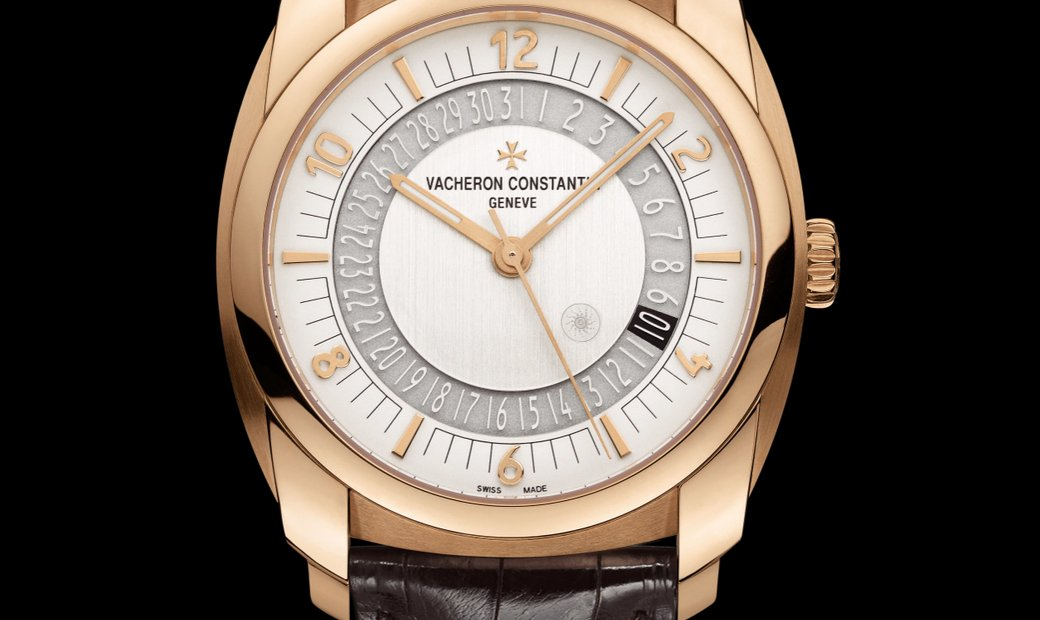 Vacheron Constantin [NEW] 86050/000R-I0P29 QUAI DE L'ILE SELF-WINDING (Retail:HK$319,000)