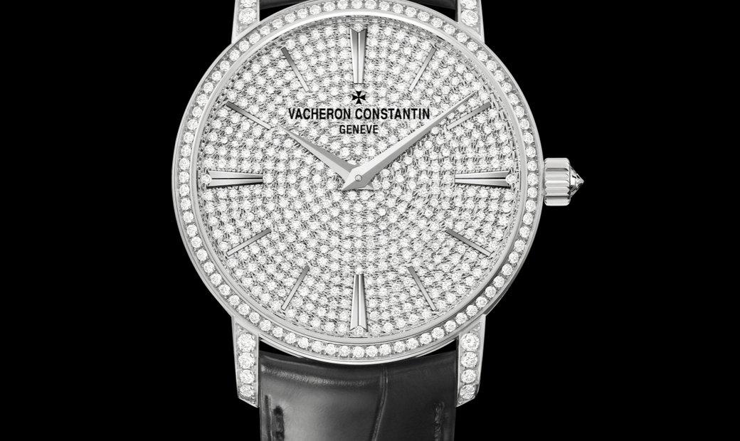 Vacheron Constantin [NEW] 82673/000G-9821 Traditionnelle (Retail:HK$477,000)