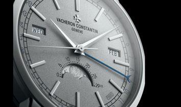 Vacheron Constantin 4010T/000P-B345 TRADITIONNELLE COMPLETE CALENDAR (Retail:HK$535,000)