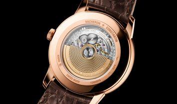 Vacheron Constantin [NEW] Patrimony Retrograde Day-Date 4000U/000R-B110 (Retail:HK$334,000)