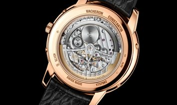 Vacheron Constantin Patrimony Perpetual Calendar Ultra-Thin 43175/000R-B343 (Retail:HK$600,000)
