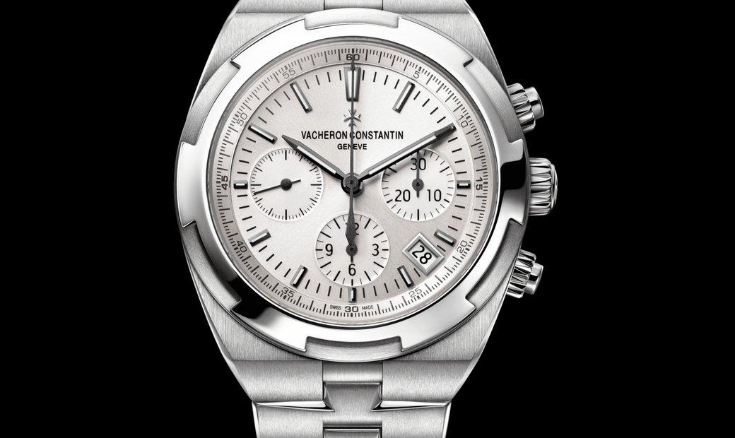 Vacheron Constantin [NEW] Overseas Chronograph 42.5mm 5500V/110A-B075 (Retail:HK$230,000)