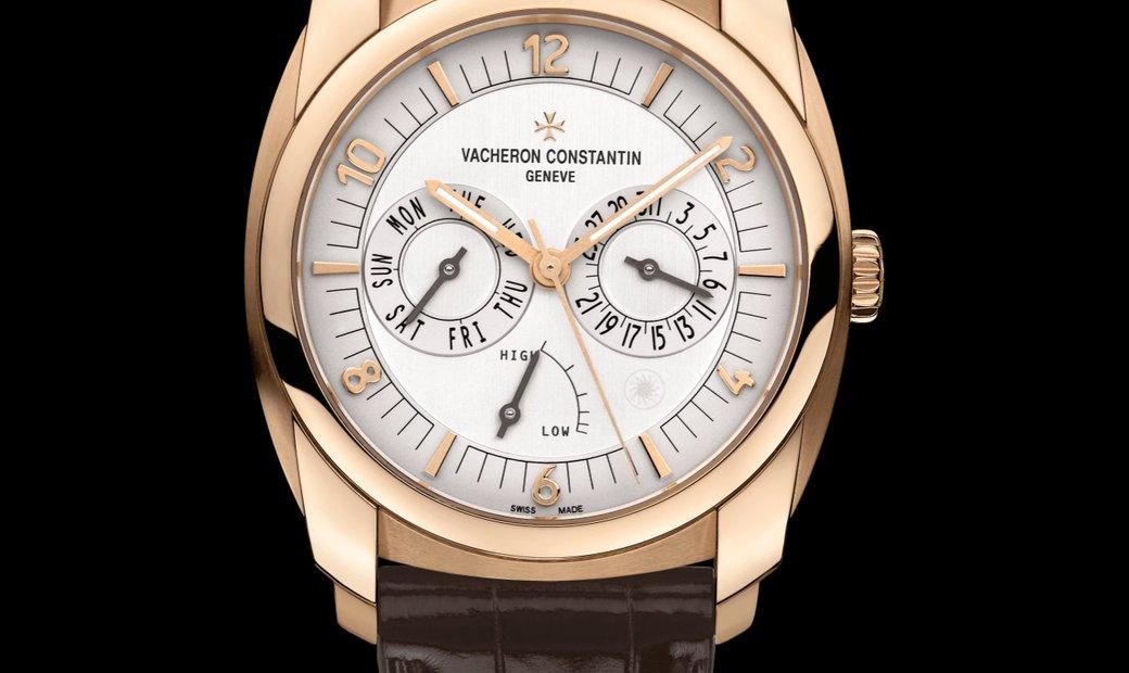 Vacheron Constantin [NEW] 85050/000R-I0P29 QUAI DE L'ILE DAY-DATE (Retail:HK$419,000)