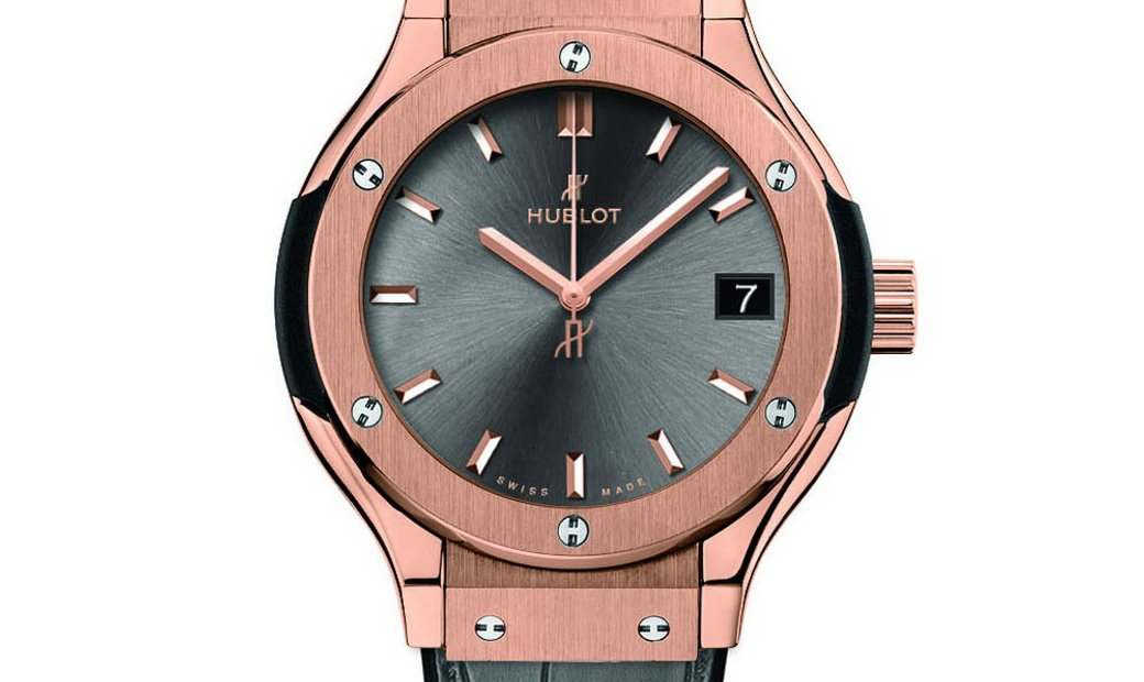 Hublot Classic Fusion Racing Grey King Gold 581.OX.7081.LR