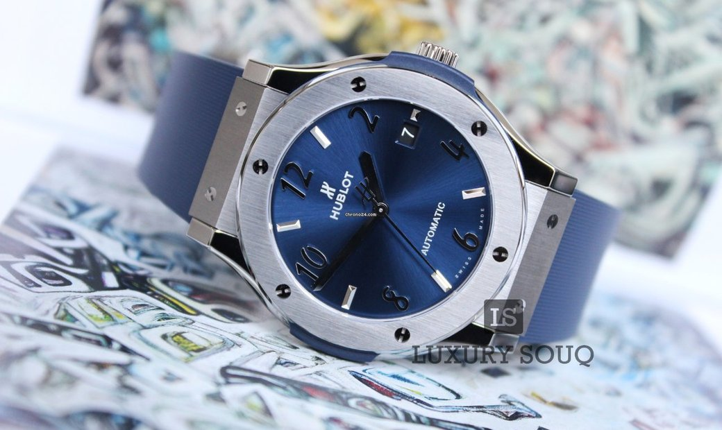 Hublot Classic Fusion Special Edition Harrods 511.NX.7170