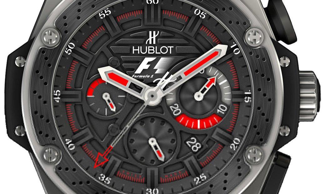 Hublot King Power F1 703.ZM.1123.NR.FM010