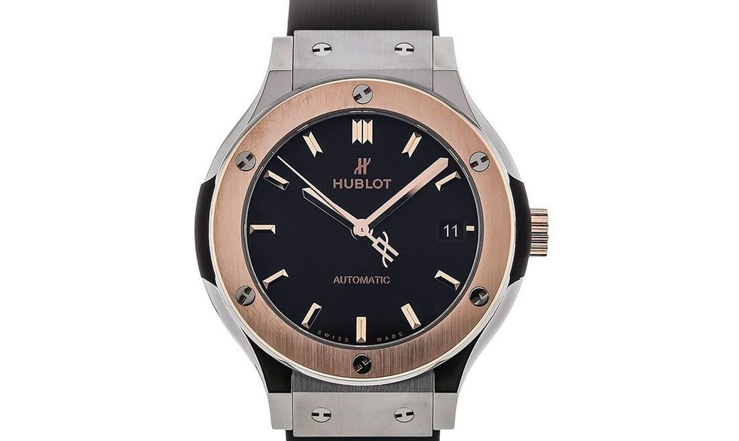 Hublot Classic Fusion 38mm 565.NO.1181.RX