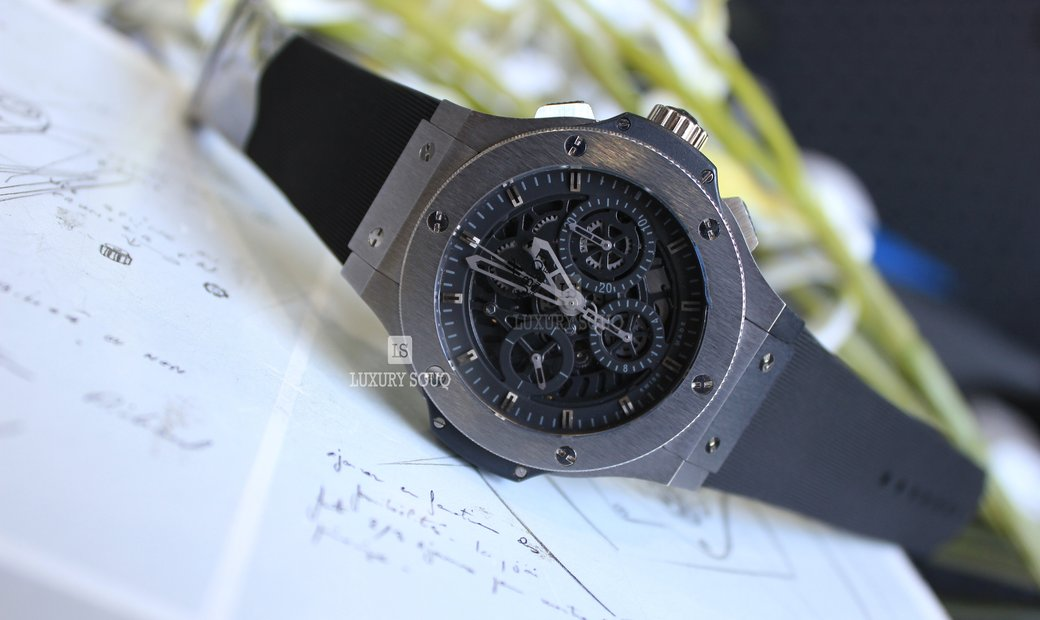 Hublot Big Bang Aero 310.KX.1140.RX