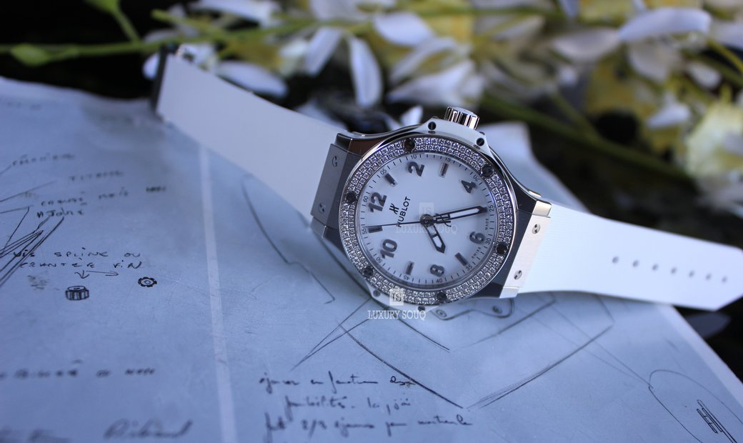 Hublot Big Bang 38 mm 361.SE.2010.RW.1104