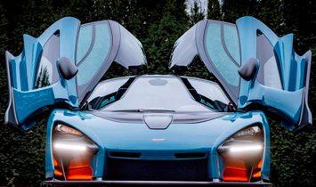 2020 McLaren Senna