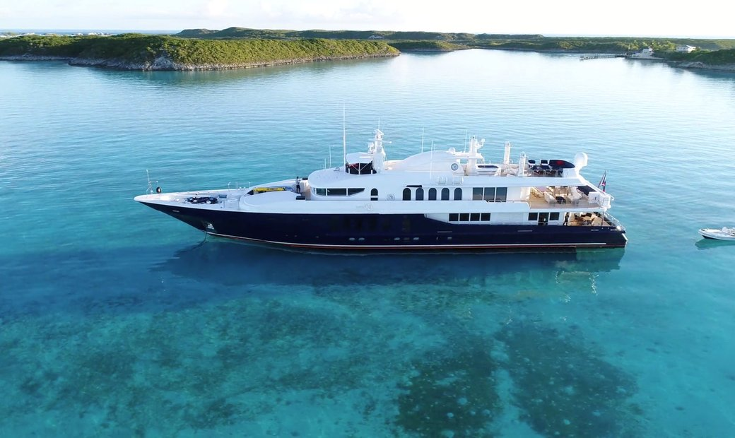 SHE'S A 10 164' (49.99m) Oceanfast 1989 / 2020