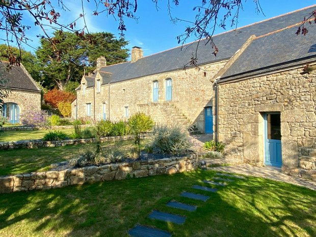 House in Carnac, Brittany, France 1