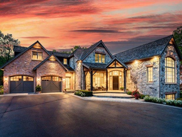 House in Milton, Ontario, Canada 1
