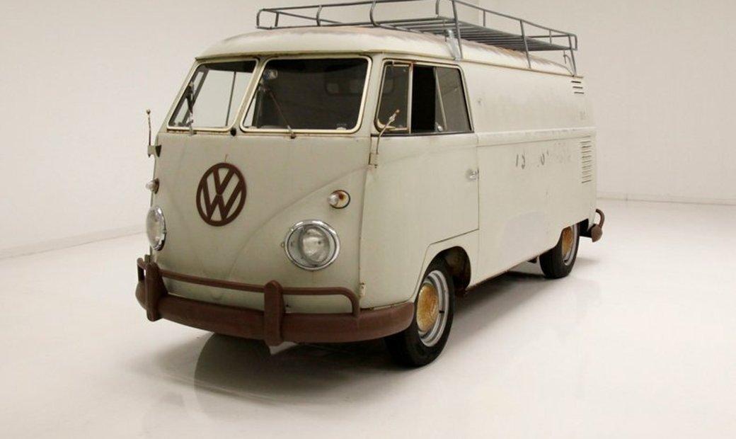 1961 Volkswagen Panel Van