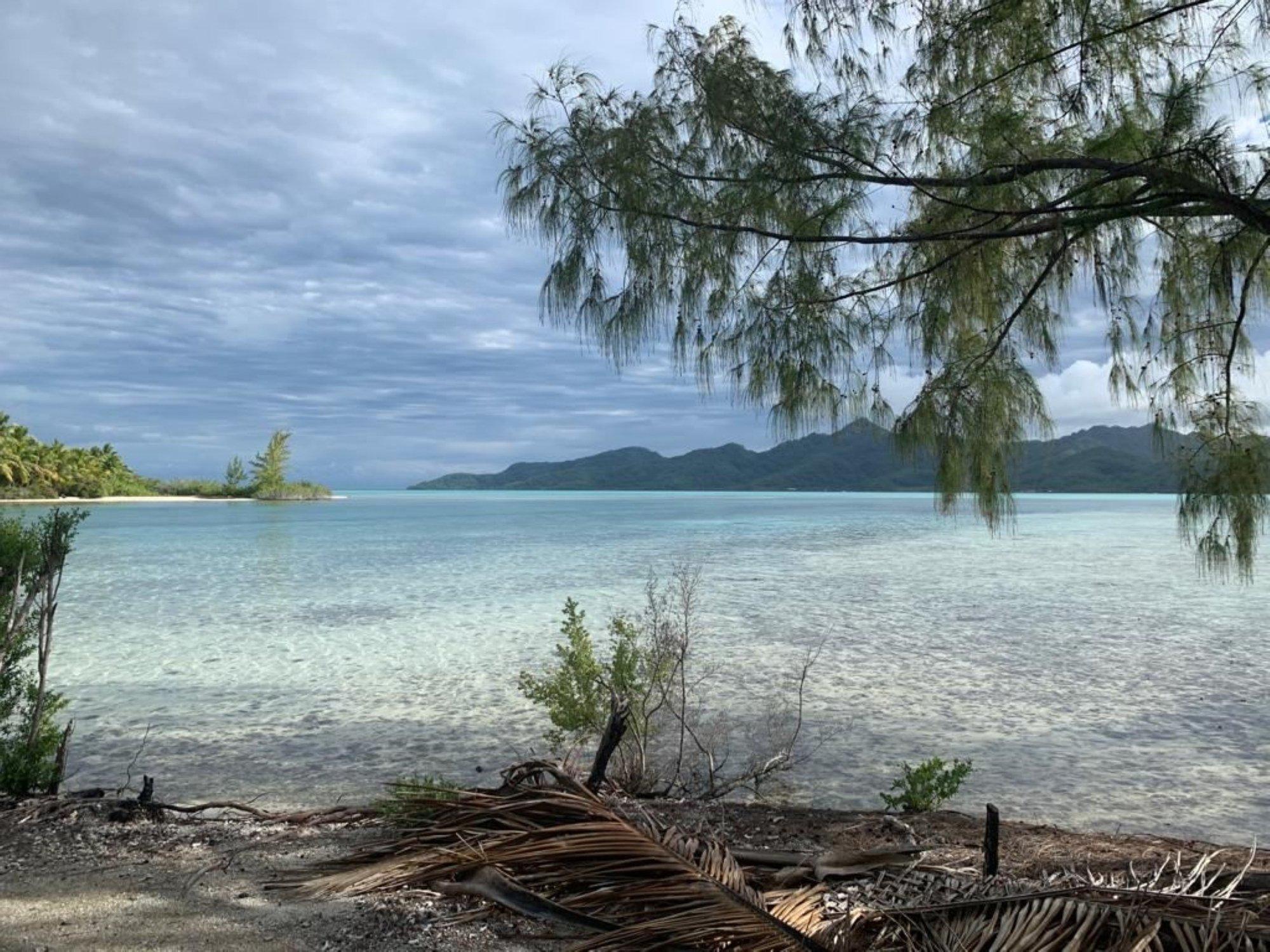 Île privée à Papeete, Polynésie française 1