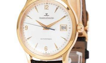 Jaeger-LeCoultre Master Control Date 140.2.89, Baton, 2001, Very Good, Case material Ro