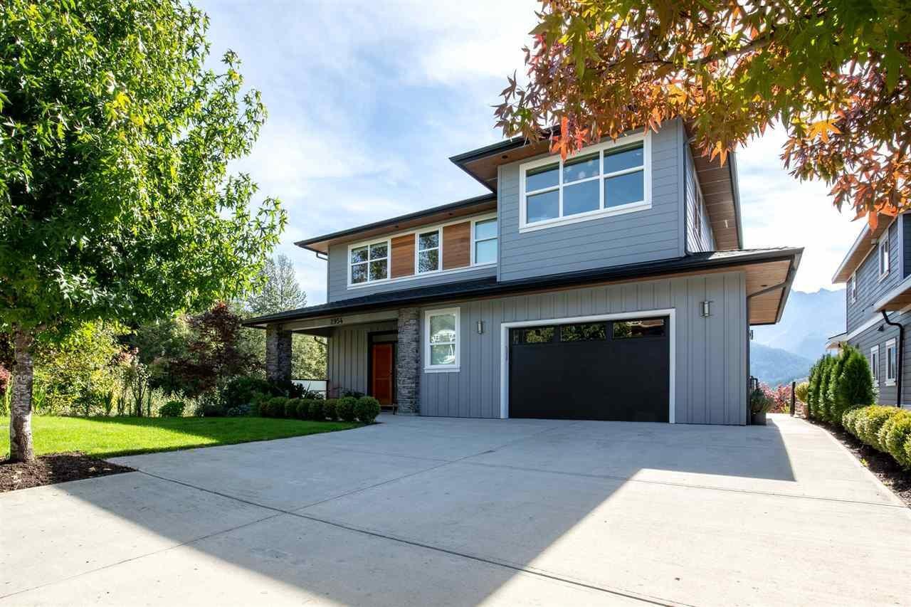 House in Squamish, British Columbia, Canada 1