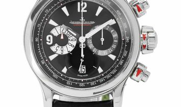 Jaeger-LeCoultre Master Compressor 146.8.25, Baton, 2013, Very Good, Case material Stee