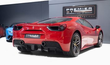 2016 Ferrari 488 GTB